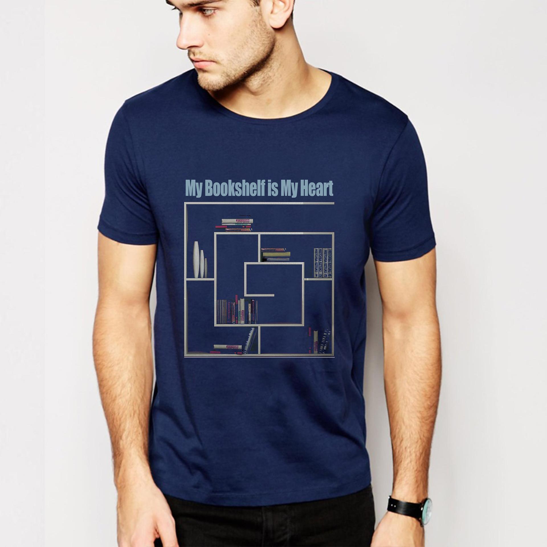 fajne koszulki męskie