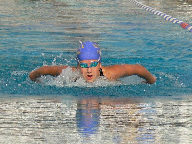 dieta pływacka