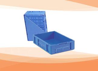 Pojemniki plastikowe dla przemysłu