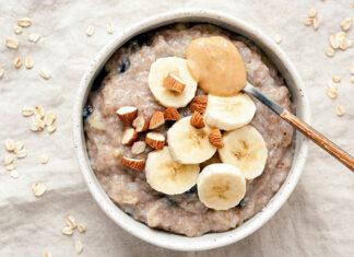 Zdrowe i pożywne śniadanie