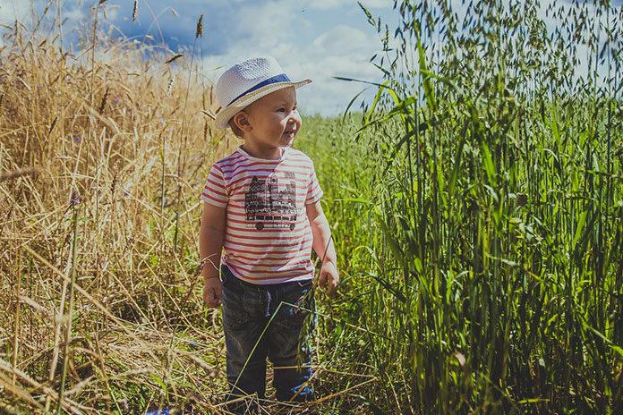 Idealne spodnie dla chłopca